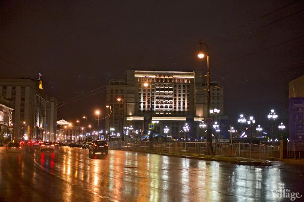 Гости столицы: Голландский светодизайнер о Новом Арбате и темноте. Изображение № 21.