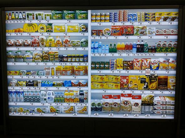 В московском метро может появиться виртуальный супермаркет. Изображение № 5.