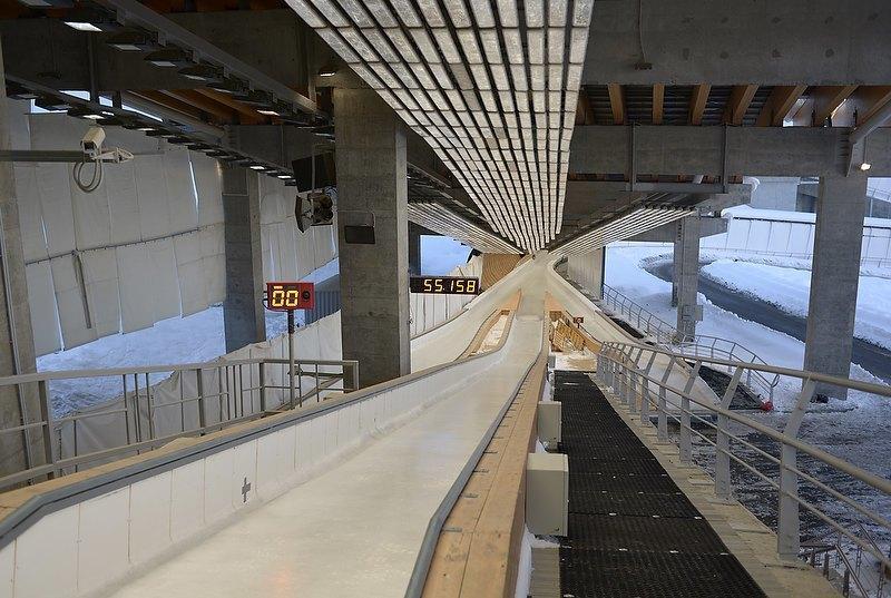 Дорога на Эльдорадо: Карта Олимпиады в Сочи. Изображение № 45.