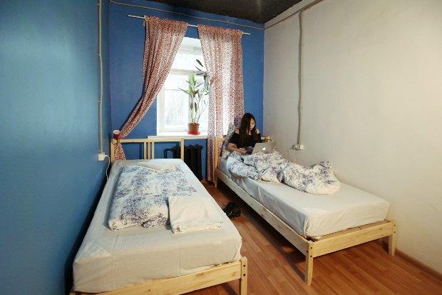 На «Китай-городе» открылся хостел Fabrika. Изображение № 3.