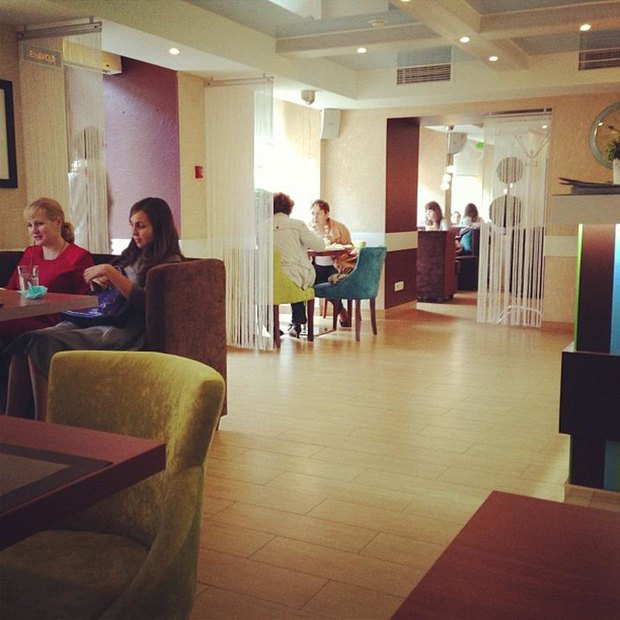 На Литейном открылось кафе с едой на пару. Изображение № 2.