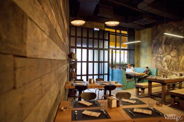 Новое место: Кафе «ФаниКабани». Изображение № 1.