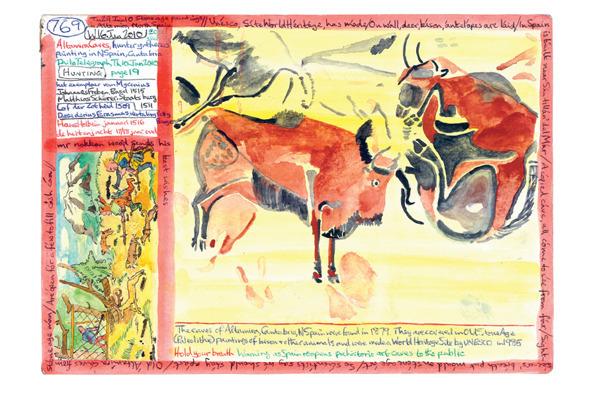 Передвижной музей неизвестных художников соберёт работы российских авторов. Изображение № 2.