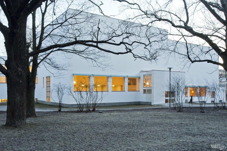 Фоторепортаж: Библиотека Алвара Аалто в Выборге после реконструкции. Изображение № 6.