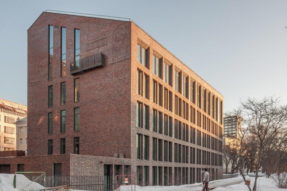 Нелужковский стиль: 5 удачных современных зданий вцентре Москвы. Изображение № 33.