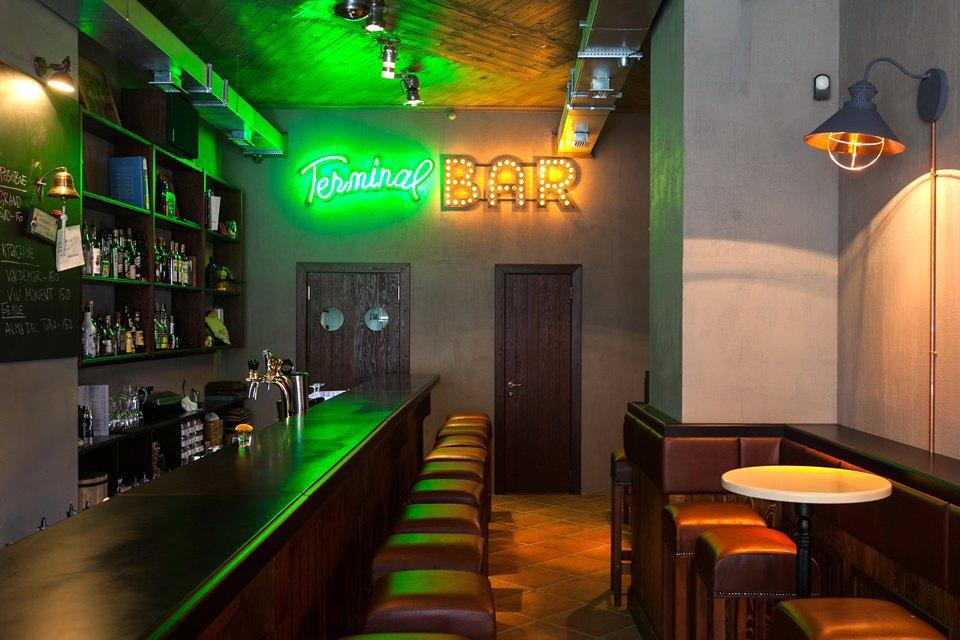 Terminal Bar на Белинского. Изображение № 2.