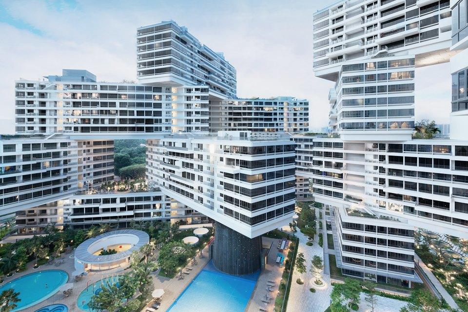 Жилой массив: Каквыглядит массовая застройка вПариже, Гонконге идругих городах. Изображение № 22.