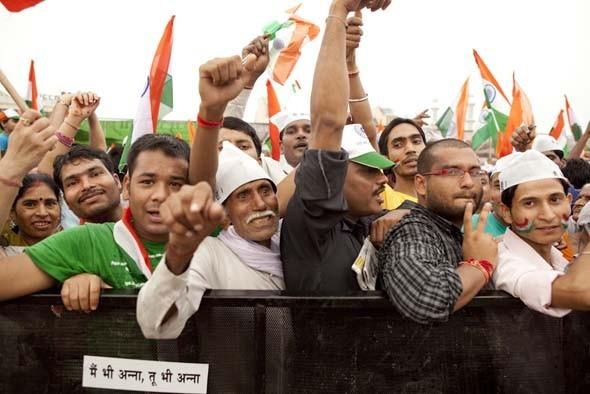 Народ против: Главные протесты 2011 года. Изображение № 35.