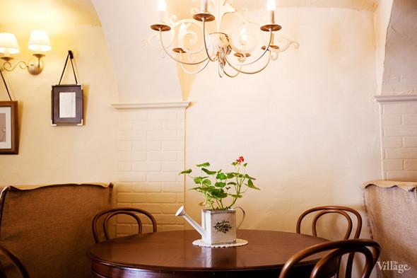 Новое место: Вегетарианское кафе «Прекрасная зелёная». Изображение № 3.