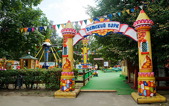 Карусель-карусель: 6 московских парков аттракционов. Изображение № 66.