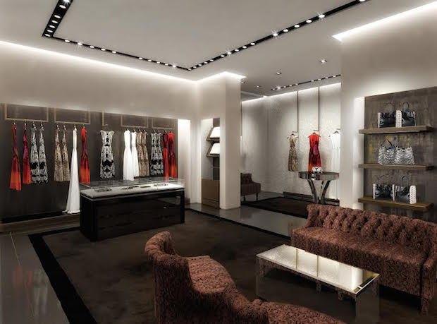 В «Крокус Сити Молл» открылся бутик Roberto Cavalli. Изображение № 1.