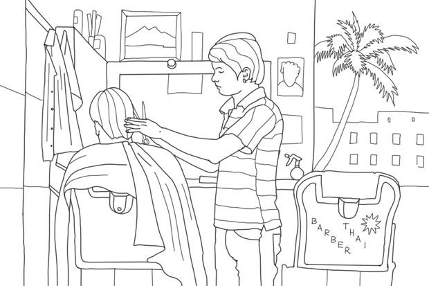 Как всё устроено: Работа парикмахера. Изображение № 2.