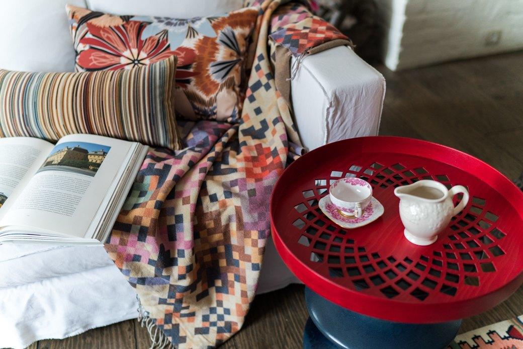 Квартира в Хамовниках с лепниной и ковром ручной работы . Изображение № 16.