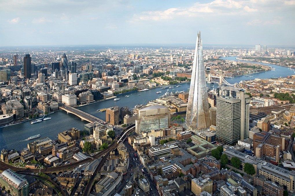Hopes Tech: 15 самых эффектных небоскрёбов мира. Изображение № 2.