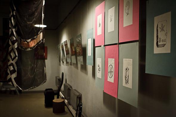 Группа «Фабрика»: Гид по арт–пространствам Обводного канала. Изображение № 29.