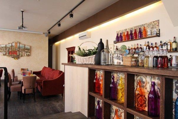 Наместе Mozarella Bar открылся итальянский ресторан Toscana Grill . Изображение № 1.