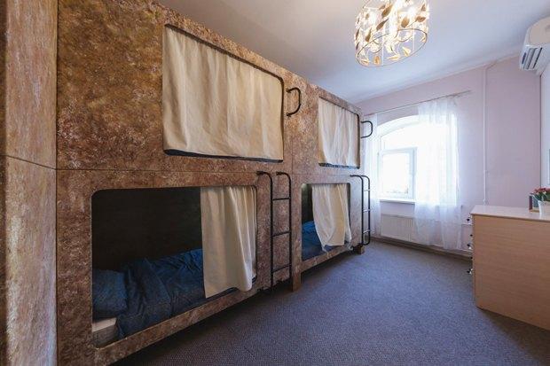 Свежий номер: 7 новых хостелов вПетербурге . Изображение № 4.
