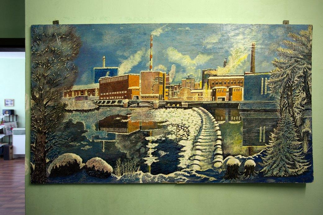 В краеведческом музее Светогорска. Изображение № 22.