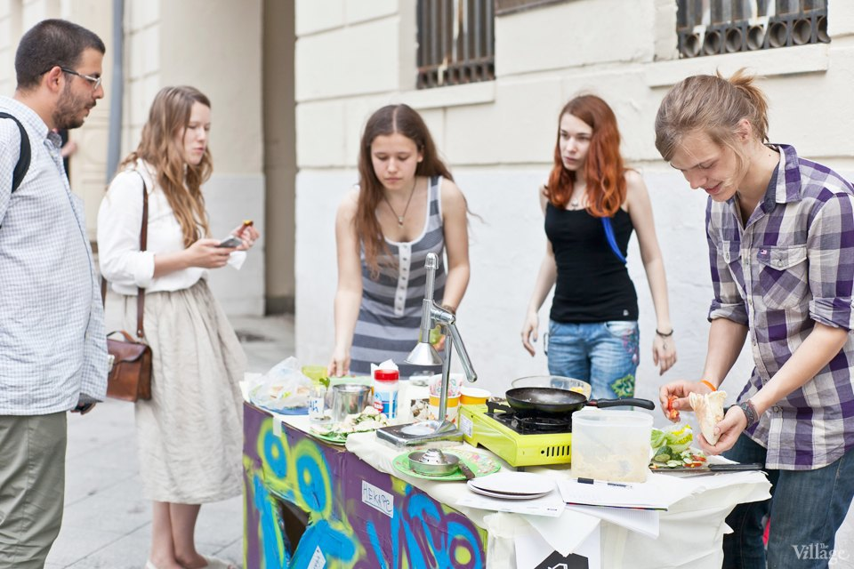 Жующие вместе: «Ресторанный день» в Москве. Изображение № 7.