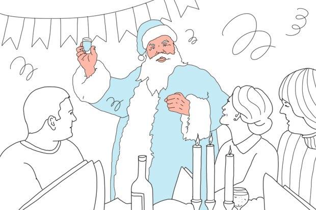 Как всё устроено: Работа Дедом Морозом. Изображение № 2.
