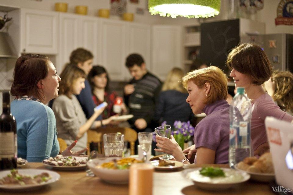 Посетители первого ужина EatWith в Москве. Изображение № 10.
