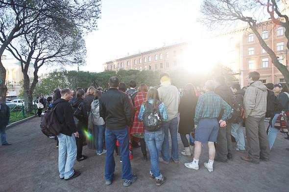 Люди в городе: Чего хотят митингующие на Исаакиевской . Изображение № 4.