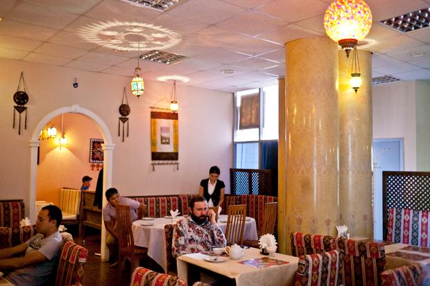 Еда на ВВЦ: 15 кафе, ресторанов и киосков. Изображение № 15.