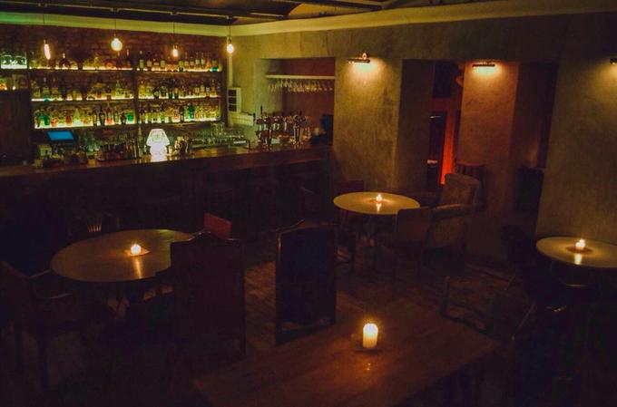 На месте Backyard de Moscou открылся бар «Лисица». Изображение № 4.