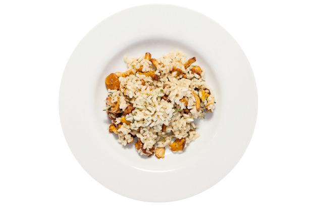 Сезонное меню: Блюда с лисичками в ресторанах Петербурга. Изображение № 16.