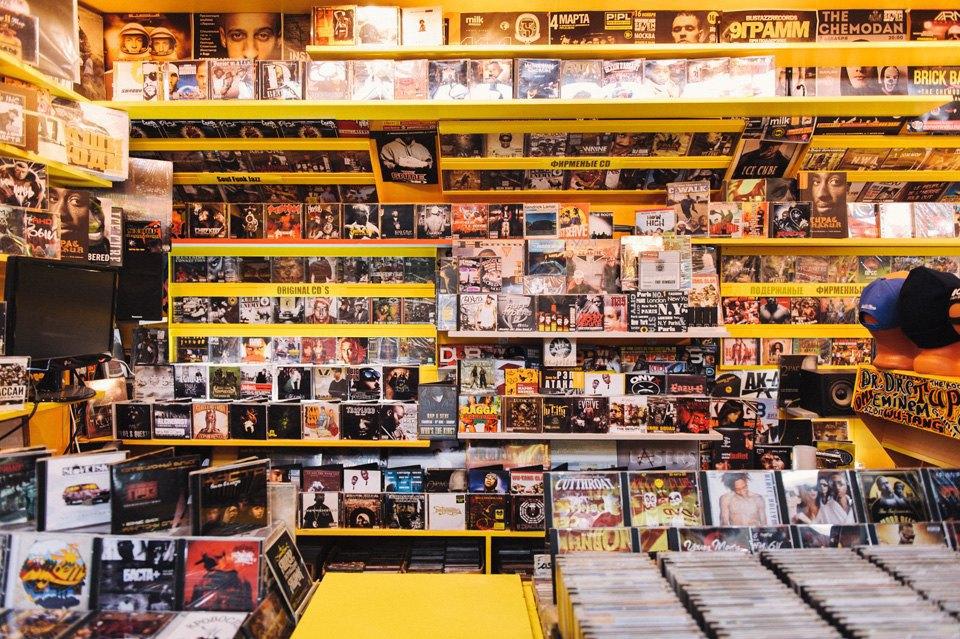 Последние музыкальные магазины— освоём будущем. Изображение № 6.