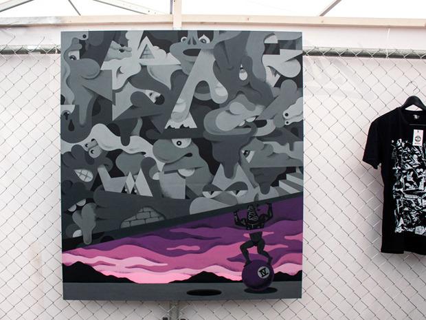 Герб Москвы: Версия граффити-художника Nootk. Изображение № 20.