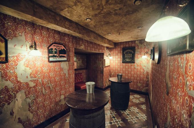 На Сущёвской улице открылся The Tipsy Pub. Изображение № 5.