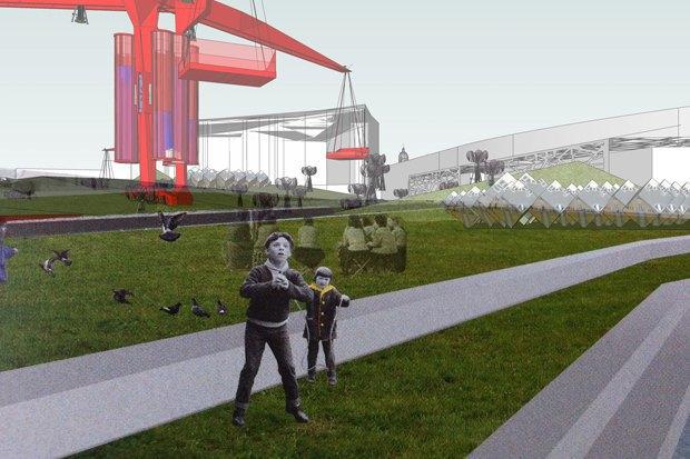 Идеи для города: Кинетический парк на месте «Набережной Европы». Изображение № 4.