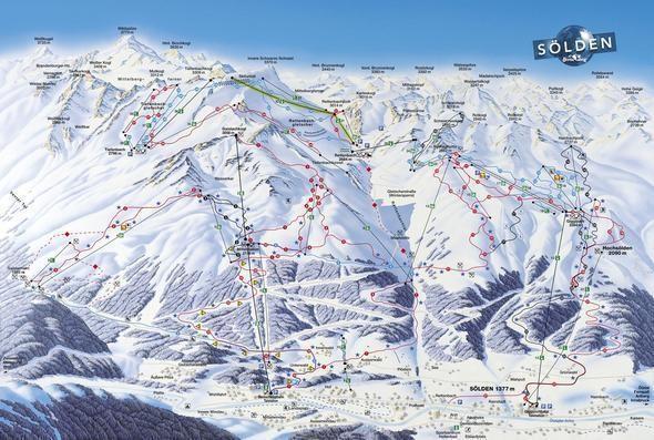 Изображение 14. Soelden. Альпийская Ибица.. Изображение № 2.