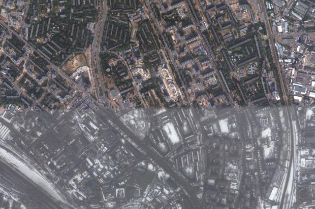 Цитата дня: Google про обновлённую карту Москвы. Изображение № 4.