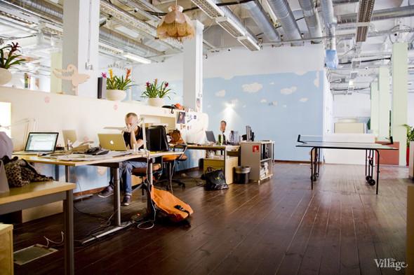 Офис недели: Instinct. Изображение № 5.