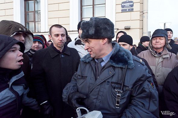 Фоторепортаж: Митинг 5 марта на Исаакиевской площади. Изображение № 16.