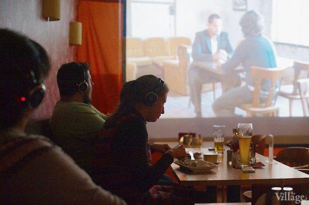 Фоторепортаж: «Сайлент бар» в кафе «Цурцум». Изображение № 6.