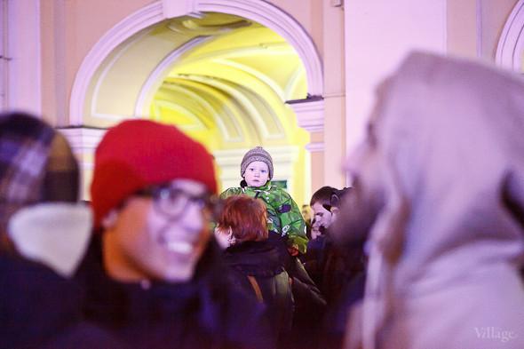 Хроника выборов: Нарушения, цифры и два стихийных митинга в Петербурге. Изображение № 36.