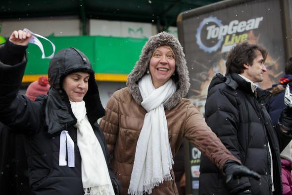 Близкое окружение: Участники акции «Белый круг» о проблемах Москвы. Изображение № 46.