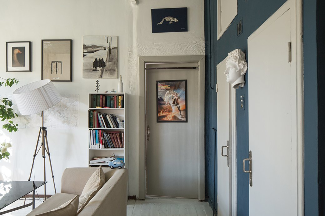 Квартира на пересечении Мойки иГороховой без кухни. Изображение № 4.