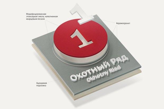 Как «Студия Лебедева» изменит вид московскогометро. Изображение № 7.