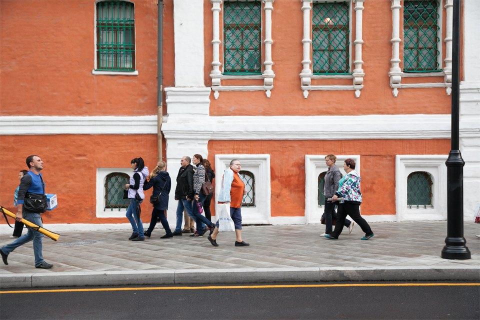 Обновлённые улицы Покровка иМаросейка. Изображение № 22.