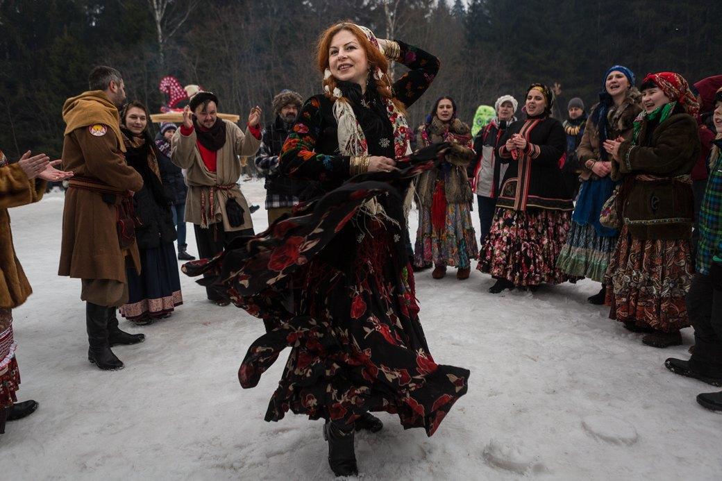 Как проходит Бакшёвская Масленица. Изображение № 32.