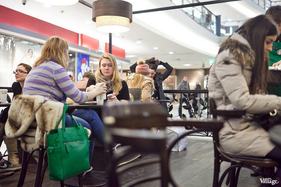 Люди в городе: Первые посетители Starbucks вСтокманне. Изображение № 16.