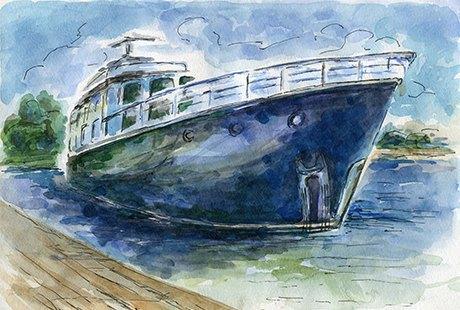 Яхт-клуб. Изображение № 5.