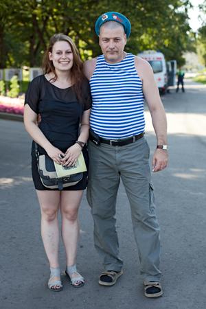 Люди в городе: Как отмечали День ВДВ в парке Горького. Изображение № 35.