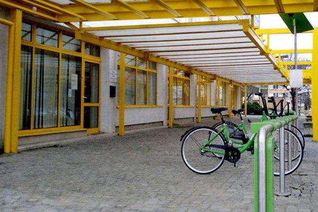 Первые пункты велопроката установят на Трубной и Кузнецком Мосту. Изображение № 4.
