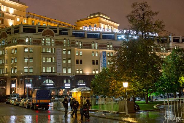 Гости столицы: Голландский светодизайнер о Новом Арбате и темноте. Изображение № 18.