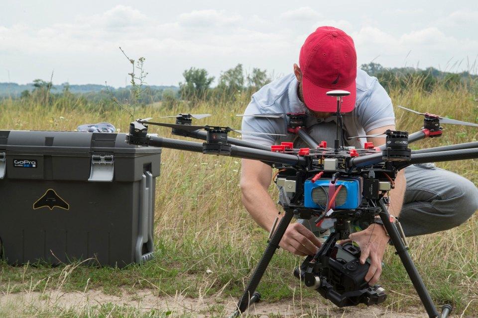 Как украинцы из Drone.UA собирают беспилотники. Изображение № 4.